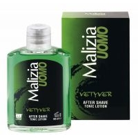 Malizia Uomo - After shave tonic Vetyver 100ml