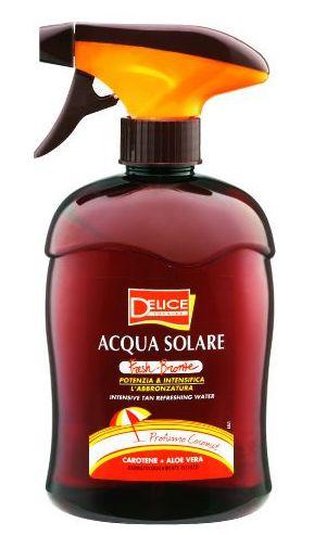 Delice Solaire színmegőrző napozó spray 500ml