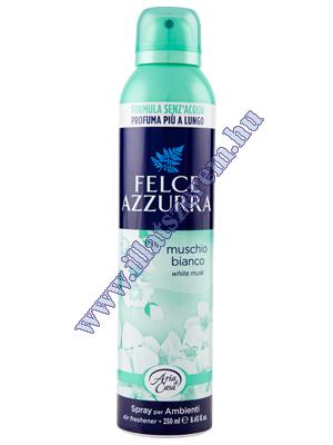 Felce Azzurra légfrissítő spray Muscio Bianco - Fehér Pézsma 250 ml