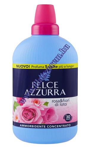 Felce Azzurra öblítő koncentrátum Profumo Rosa e Fiori di Loto - rózsa és lótuszvirág 750 ml