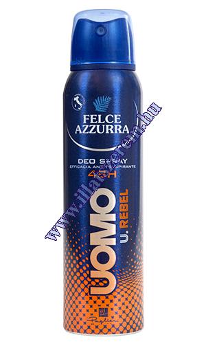 Felce Azzurra Uomo Rebel férfi dezodor 150 ml