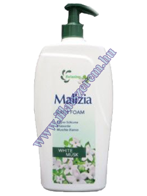 Malizia Profumo pumpás habfürdő - Muschio Bianco 1000 ml
