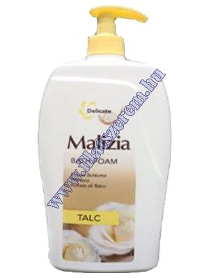Malizia Profumo pumpás habfürdő - Novola di Talco 1000 ml